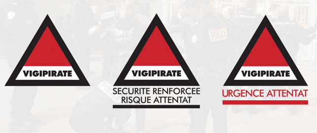 Le plan Vigipirate renforcé avec un 3e niveau