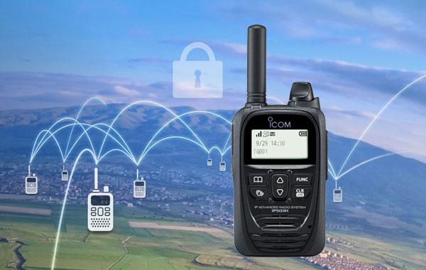 Radio LTE solution de communication PTT LTE