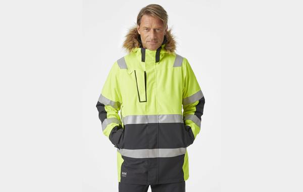 Parka d'hiver haute visibilité - ALNA 2.0 WINTER