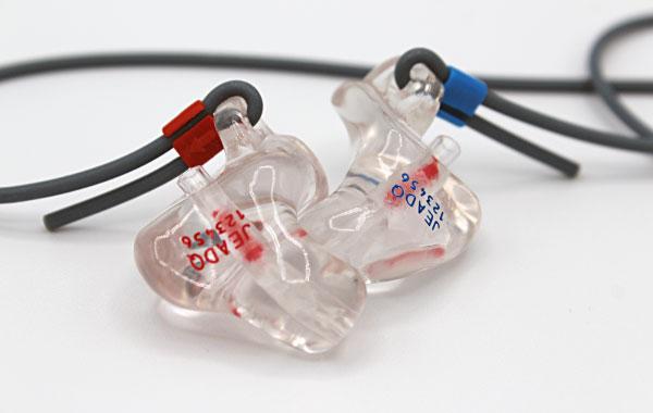 Protections auditives sur mesure avec filtre acoustique