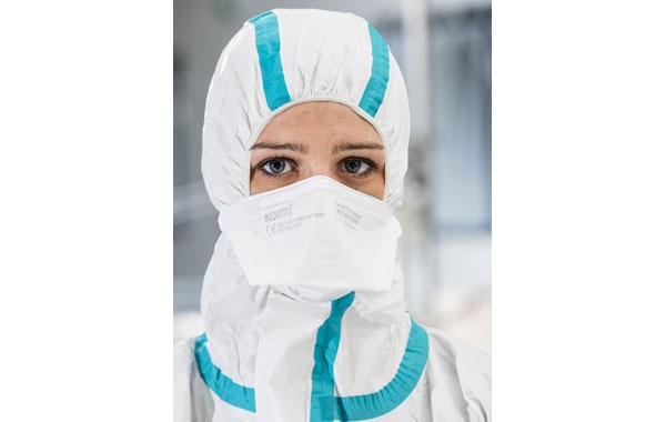 Masque de protection respiratoire FFP