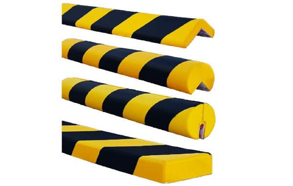 Amortisseur de chocs (Profilées Flexibles, Protection d'angle et de Colonnes)