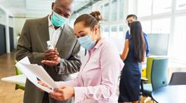 Faire face au rebond de l'épidémie : comment protéger ses collaborateurs ?