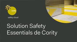Simplifiez votre gestion de la sécurité avec le logiciel Safety Essentials de Cority