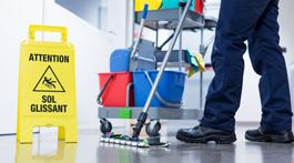 Les métiers de propreté : maillon essentiel et stratégique pour la continuité de l'activité