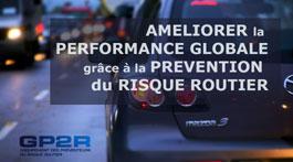 Améliorer la performance globale grâce à la Prévention du risque routier
