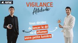 Développez la VIGILANCE ATTITUDE et réduisez vos accidents « comportementaux »