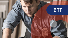 L'état de santé et les conditions de travail des chefs d'entreprise artisanale avec le Baromètre Artisanté BTP