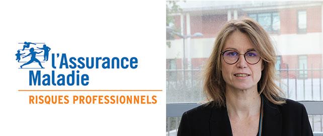Edito d'Anne Thiébeauld de la Caisse nationale de l'Assurance Maladie