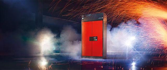 L'importance de l'armoire de sécurité lorsque l'on manipule des produits inflammables