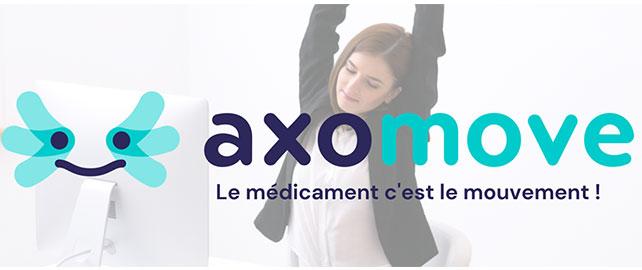 Axomove, une plateforme e-santé de prévention des TMS