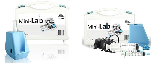 C4Hydro présente son Mini-Lab pour détecter les micro-organismes