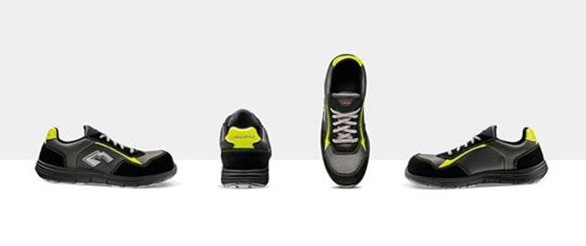 Carbon, une chaussure de sécurité en carbone