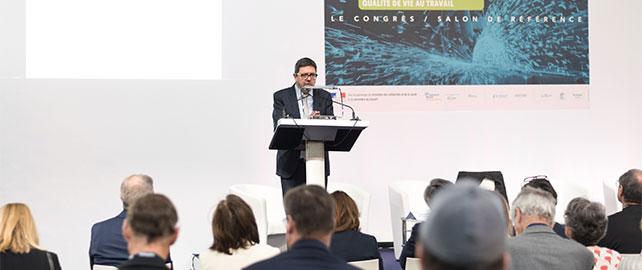 Ne manquez pas la conférence d'inauguration de Préventica Lyon