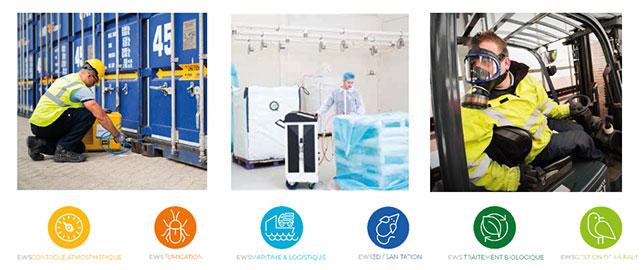 EWS Group présente l'ensemble de ses activités avec ALS et Fitelec Prévention