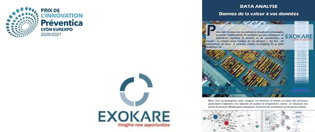 EXOKARE accompagne la digitalisation de la sécurité sûreté