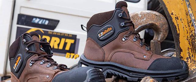 Une entreprise familiale française à la pointe de l'innovation sur les chaussures de sécurité