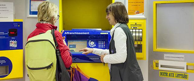 Lutter contre les incivilités dans les bureaux de poste