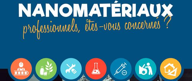 La Direccte ARA fait la lumière sur les nanomatériaux