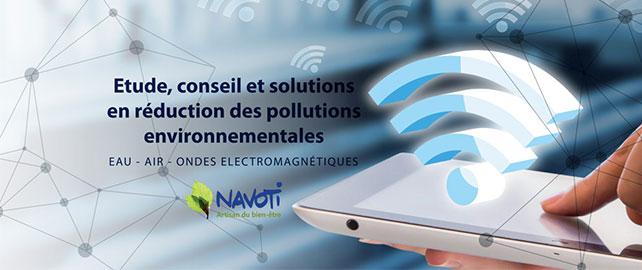 Une solution complète pour protéger des ondes électromagnétiques