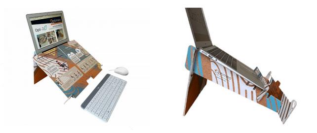 Un outil pour travailler de manière adéquate sur son ordinateur portable