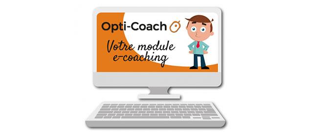 Rendez vous-même votre poste de travail ergonomique grâce à Opti-Coach