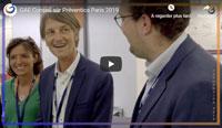 GAE Conseil revient en images sur sa participation à Préventica Paris 2019