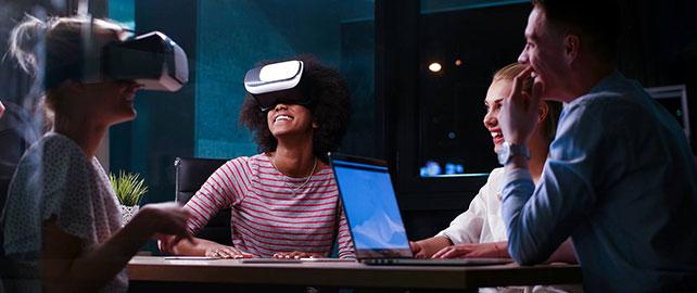 La réalité virtuelle pour sensibiliser au handicap qui ne se voit pas