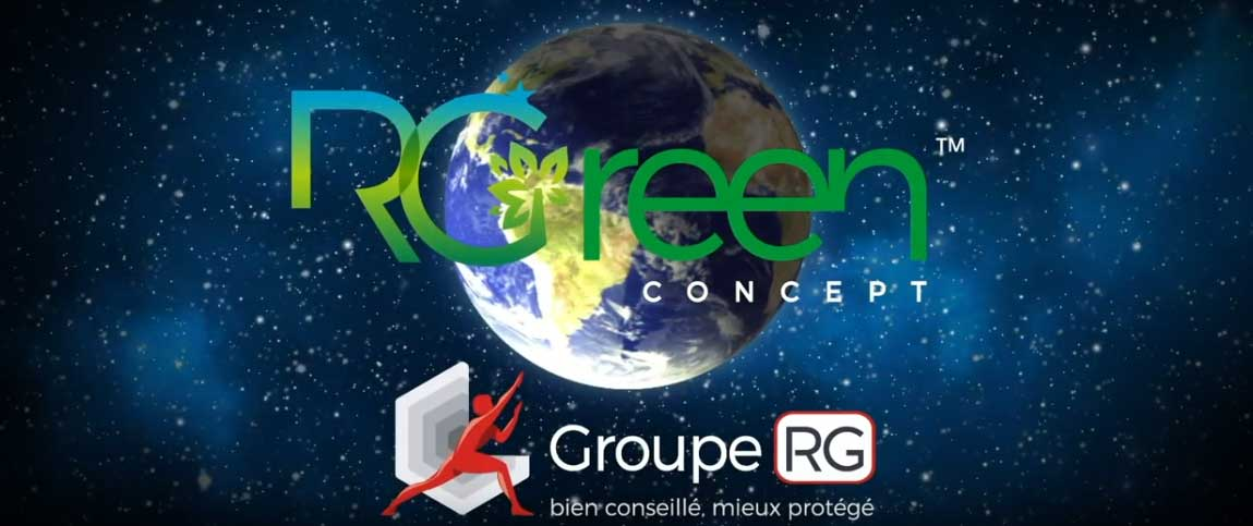 Le groupe RG lance RGreen Concept