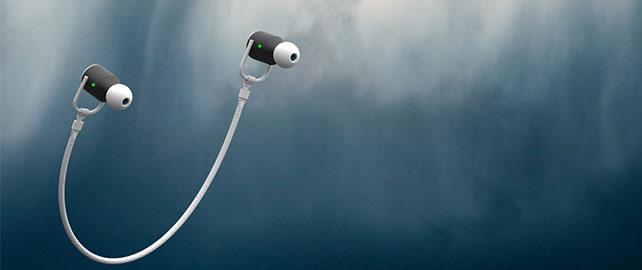 Une oreillette pour communiquer dans les environnements bruyants