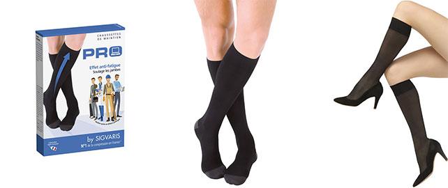 Prévenir et agir contre la sensation de jambes lourdes