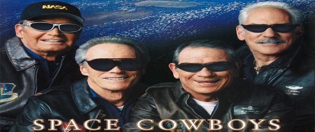 Les Space Cowboys - la dream team des salariés seniors
