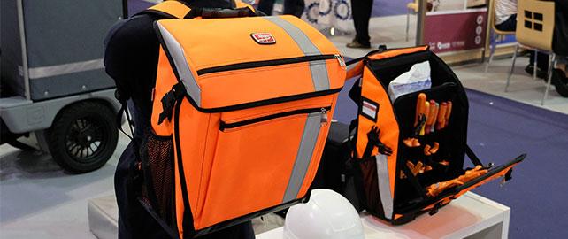 De la bagagerie technique adaptée aux professionnels