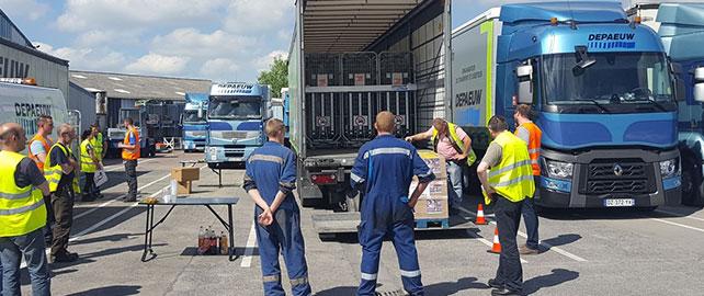 L'importance et la particularité des mesures de prévention dans les entrepôts logistiques