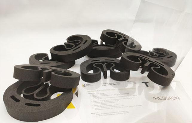 RAMSET NSO propose des visières de protection 100% recyclables