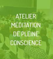 Atelier méditation de pleine conscience