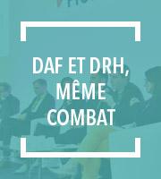 DAF et DRH, même combat !