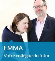Emma, votre collègue du futur