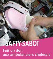 Mobilisation chez Safty-Sabot