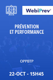 Semaine digitale - OPPBTP - Performance
