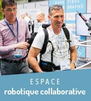 Espace robotique collaborative
