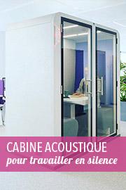 Cabines acoustiques