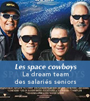 Les space cowboys